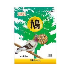 アラタ 小鳥用フード ワンバードアミーゴ 鳩 3.8kg|a-pet