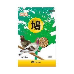 アラタ 小鳥用フード ワンバードアミーゴ 鳩 8kg|a-pet
