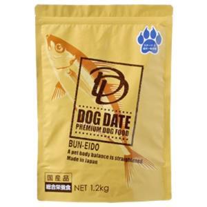 [P]文永堂 犬用ドライフード DOG DATE ステージ2 成犬−老犬用 1.2kg |a-pet