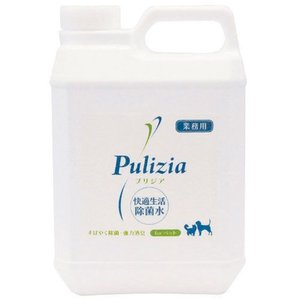 Pulizia 快適空間除菌水 プリジア ペット用 業務用 2L |a-pet
