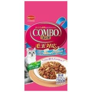 Mio ミオコンボ 毛玉対応 まぐろ味 ささみチップ・かつおぶし添え 350g |a-pet