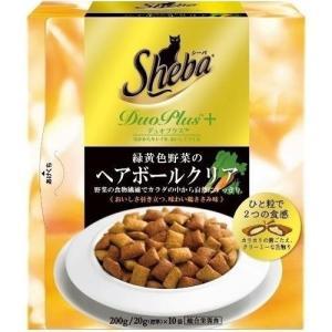 シーバデュオプラス 緑黄色野菜のヘアボールクリア 200g |a-pet