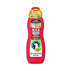 ライオン 犬用シャンプー ペットキレイ 毎日でも洗えるリンスインシャンプー 愛犬用 330ml a-pet