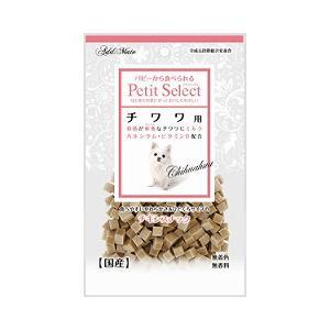 ヤマヒサ アドメイト 犬用おやつ プチセレクト チワワ用 80g|a-pet