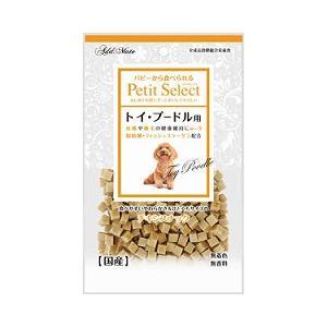 ヤマヒサ アドメイト 犬用おやつ プチセレクト トイプードル用 80g|a-pet