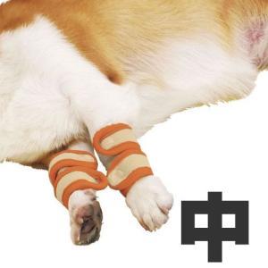 zuttone 老犬介護用 床ずれ予防サポーター 中 4個|a-pet