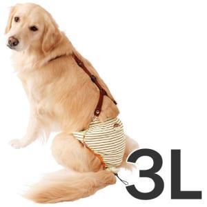 zuttone 老犬介護用 おむつパンツ 3L 大型犬用 |a-pet