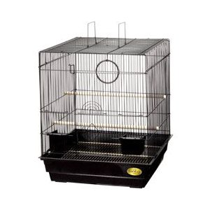 マルカン 小鳥用飼育ゲージ 鳥かご バードパレス キング MB-90|a-pet