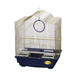 マルカン 小鳥用飼育ゲージ 鳥かご バードパレス クラウン MB-91|a-pet