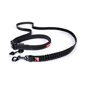 [P]EZYDOG 犬用リード イジードッグ ロードランナー ブラック|a-pet