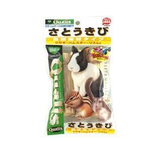 クオリス 小動物用 さとうきび 自然素材タイプ 3本入|a-pet