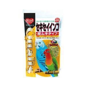 クオリス 鳥の餌 セキセイインコ 皮ムキタイプ 550g|a-pet