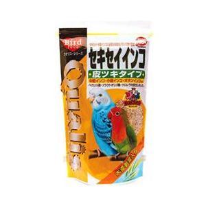 クオリス 鳥の餌 セキセイインコ 皮ツキタイプ 550g|a-pet