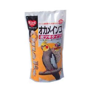 クオリス 鳥の餌 オカメインコ 皮ツキタイプ 550g|a-pet
