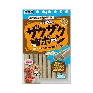 サンライズ 犬用おやつ ゴン太のザクザクボーン 250g|a-pet