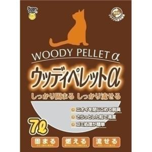 スーパーキャット ウッディペレットアルファ 7L |a-pet