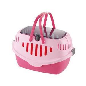 リッチェル ピコ ドッグキャリー ピンク 犬 猫 うさぎ キャリーケース キャリーバッグ a-pet