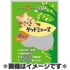 ニチドウ 猫砂 グッドミューズ 3.9kg |a-pet