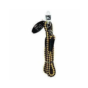 ドギーマンハヤシ 犬用リード お散歩リード LL 超大型犬用 体重40kg以下 160cm MD2095 黄×黒 a-pet