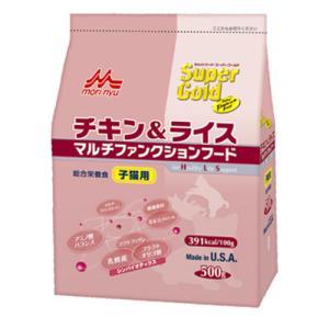 SuperGold(スーパーゴールド) チキン&ライス 子猫用 500g|a-pet