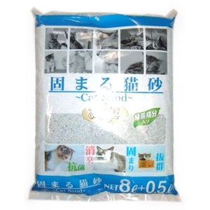 あまえんぼ 固まる猫砂 8.5L |a-pet