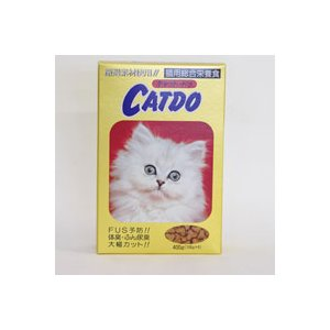 【A級トリマーおすすめ】  CAT DO 400g|a-pet