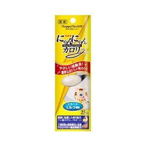 アースバイオケミカル 猫用流動食 にゃんにゃんカロリー ミルク風味 25g a-pet