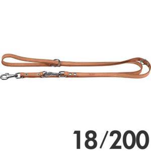 ファープラスト 犬用リード ナチュラルGA 2頭引きリード 18/200 ナチュラル 75310951 |a-pet