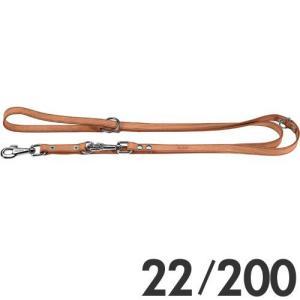 ファープラスト 犬用リード ナチュラルGA 2頭引きリード 22/200 ナチュラル 75318951 |a-pet