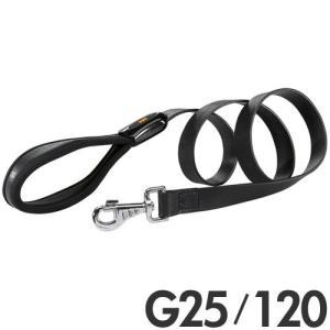 ファープラスト 犬用リード ジオット ブラック G25/120 761090 17 |a-pet