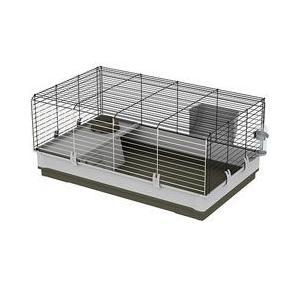 ファープラスト ウサギ用ケージ クロリック L グリーン 57070517|a-pet