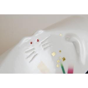 金沢金箔まねきねこ(招き猫)「りゅん・左手」0635L|a-pi|04