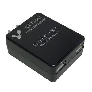 USB2ポート AC充電器 (CM-520W1、CM-200M対応)|a-poc