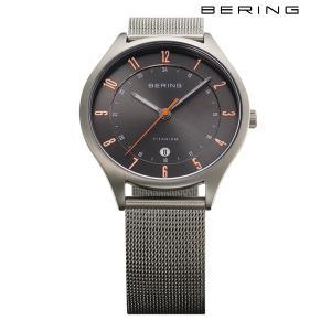 ベーリング BERING 時計  エアチタニウム 11739-379 クオーツ腕時計|a-spiral