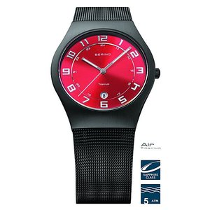 ベーリング BERING 時計  エアチタニウム 11937-229 クオーツ腕時計|a-spiral