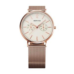 ベーリング ユニセックス チェンジズ BERING Unisex Changes 14236-364 クオーツ腕時計 正規品|a-spiral