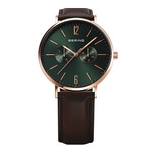 ベーリング ユニセックス チェンジズ BERING Unisex Changes 14240-569 クオーツ腕時計 正規品|a-spiral