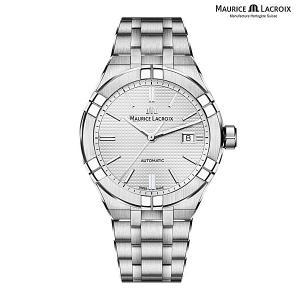 モーリスラクロア アイコン オートマチック MAURICE LACROIX AIKON Automatic AI6008-SS002-130-1 正規品 メンズ 自動巻き腕時計|a-spiral