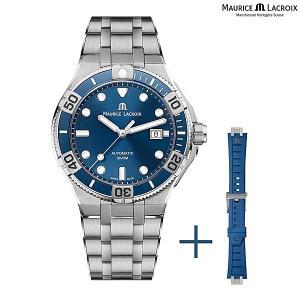 モーリスラクロア アイコン ヴェンチュラー MAURICE LACROIX AIKON Venturer AI6058-SS002-430-2 正規品 メンズ 自動巻き腕時計|a-spiral
