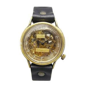 手作り時計 渡辺工房 BAM021 機械式(自動巻き)腕時計|a-spiral