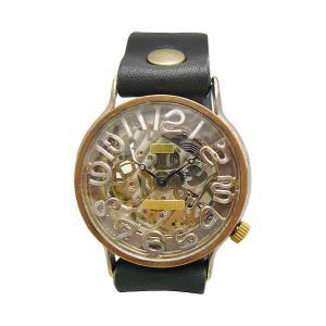 手作り時計 渡辺工房 BAM022 機械式(自動巻き)腕時計|a-spiral
