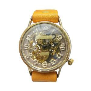 手作り時計 渡辺工房 BAM025 機械式(自動巻き)腕時計|a-spiral