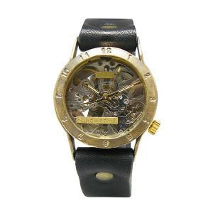 手作り時計 渡辺工房 BHW057 機械式(手巻き)腕時計|a-spiral