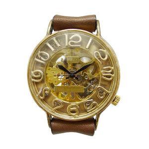 手作り時計 渡辺工房 BHW082 機械式(手巻き)腕時計|a-spiral