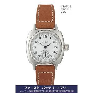 ヴァーグ・ウォッチ・コー 時計 COUSSIN CO-L-001 クオーツ腕時計 a-spiral