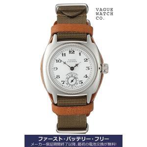 ヴァーグ・ウォッチ・コー 時計 COUSSIN CO-L-007 クオーツ腕時計 a-spiral