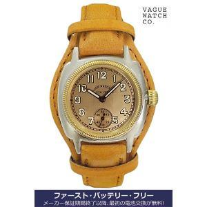ヴァーグ・ウォッチ・コー 時計 COUSSIN EARLY CO-L-008 クオーツ腕時計 a-spiral