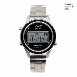 ヴァーグ・ウォッチ・コー 時計 ヴァーグ・ウォッチ・コー DG2000 DG-L-001-SR クオーツ腕時計 a-spiral