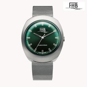 エフエッチビー FHB 時計 F930GN-MT クオーツ腕時計|a-spiral