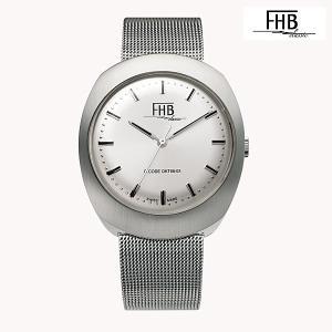 エフエッチビー FHB 時計 F930WH-MT クオーツ腕時計|a-spiral
